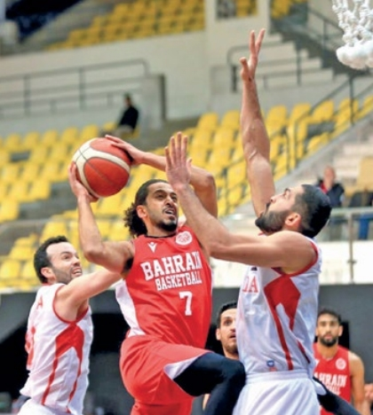 Bahrain lose third straight after falling to Syria
