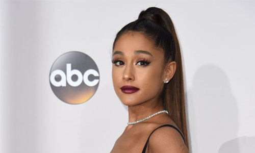 Ariana Grande resumes tour in Paris amid tight security