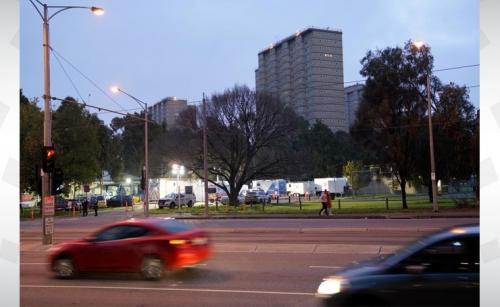 Australia battles to contain Melbourne coronavirus outbreak