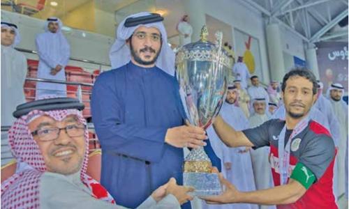 Sar Club clinch Futsal League title