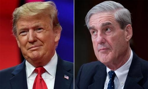 Mueller clears Trump