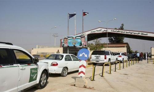 Jordan reopens Syria crossing after 3 years
