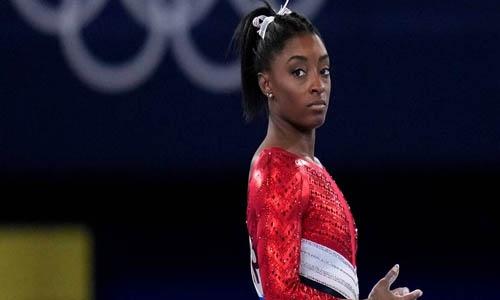 Simone Biles withdraws from all-around gymnastics at Tokyo Olympics