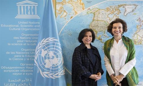 Bahrain nominate Shaikha Mai UNWTO secretary general