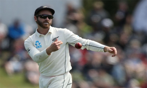 New Zealand eye big lead against Pakistan after Williamson ton