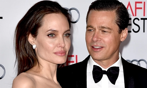 Jolie, Pitt agree to settle divorce in private