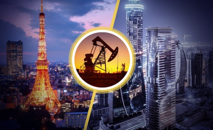32.24 million barrels of crude imported by Japan from UAE in October