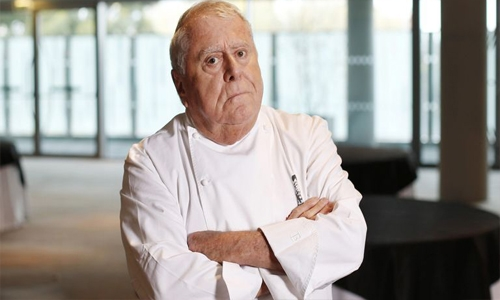 Legendary French chef Albert Roux dies at 85