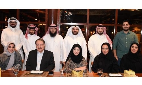 Ithmaar Bank celebrates employees' academic success