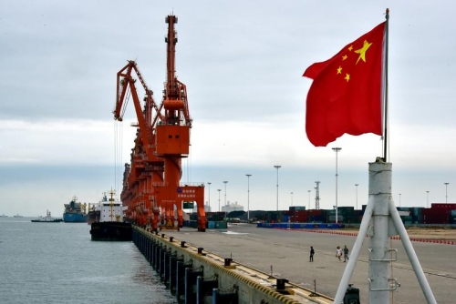 China passes export-control law following US moves