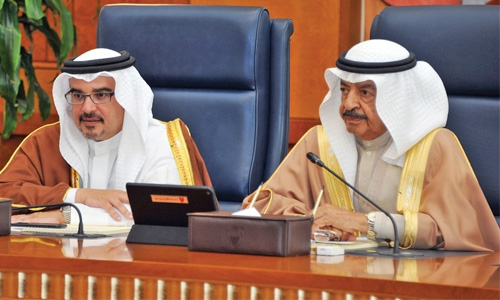 Bahrain Cabinet condemns attack on oil pipeline