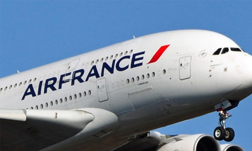 Air France strike hits 140 Paris hub flights