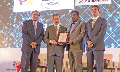 Malabar Group Chairman named most promising business leader of Asia