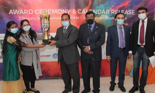 Indian Embassy Bahrain announce 'Spectra 2020' contest winners