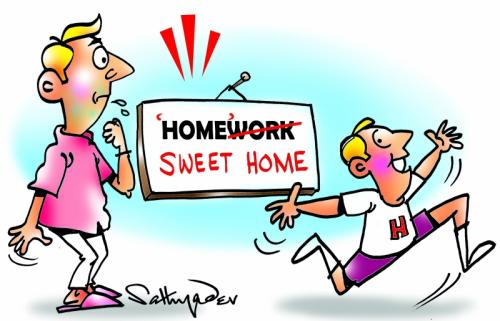 Smiles on little faces as MoE bans homework for students