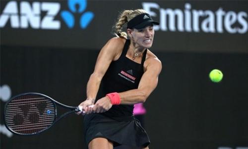Kerber survives Sydney opener