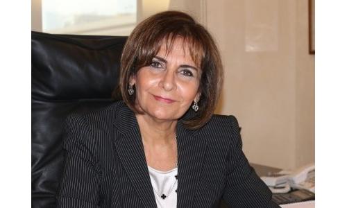 Mona Almoayyed a prominent Arab model for successful businesswomen: Ebdaa Bank