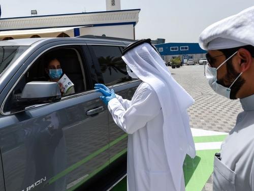 UAE reports 1,078 new coronavirus cases, 2 deaths