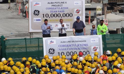 Nass Contracting achieves 10 million man-hours sans LTI