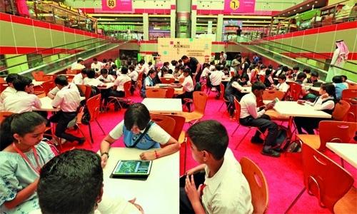 Indian School and Al Noor win Scrabble tournament
