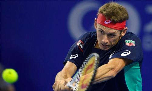 De Minaur wins in Zhuhai for third career title