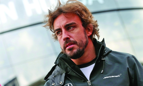 Alonso 'a little bit scared'