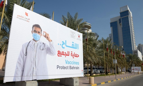 Bahrain to allow entry to certain public outlets only for Covid vaccinated citizens, residents, from Eid Al Fitr