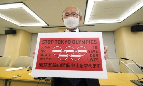 Japan to expand virus emergency as 350,000 sign 'Cancel Olympics' petition
