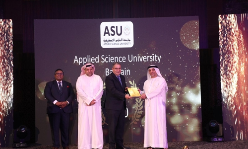Applied Science University continues to move up in World Rankings