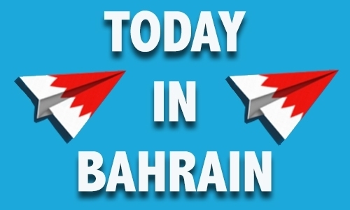 Today in Bahrain