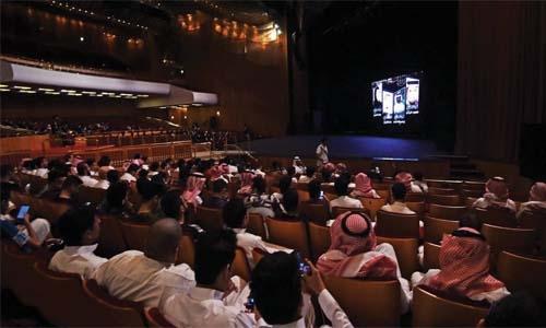 Saudi filmmakers relish return of the silver screen