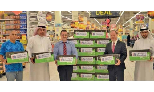 Carrefour celebrates Ramadan with donation drive