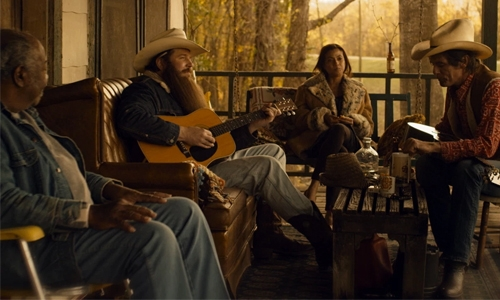 Ethan Hawke's 'Blaze' revisits a country-music legend