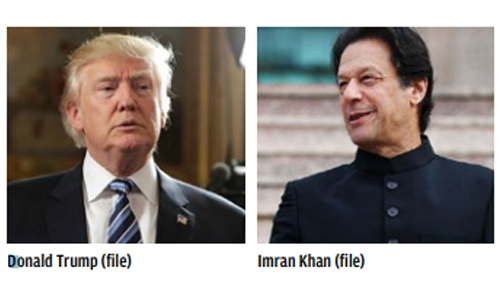 Pakistan hopes to 'refresh' US ties with PM Khan's visit
