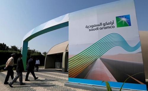 Saudi Aramco's second-quarter net profit plunges 73.4% on lower oil prices