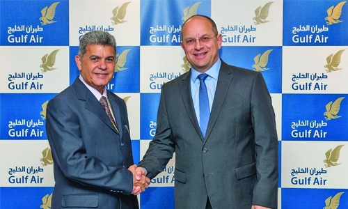 Gulf Air announces Captain Suhail  as its new chief operating officer