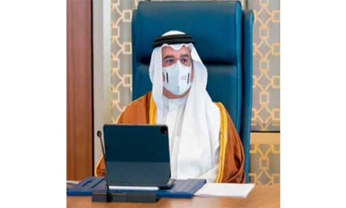 HM King supports global peace: Bahrain Cabinet