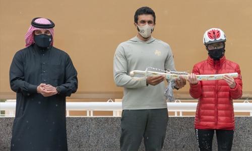 HH Shaikh Nasser crowns HM King's endurance cup winners