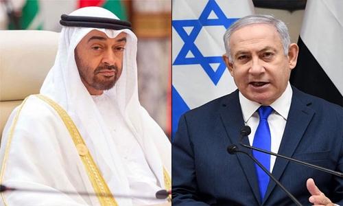 Israeli PM Benjamin Netanyahu, Abu Dhabi Crown Prince nominated for 2021 Nobel Peace Prize