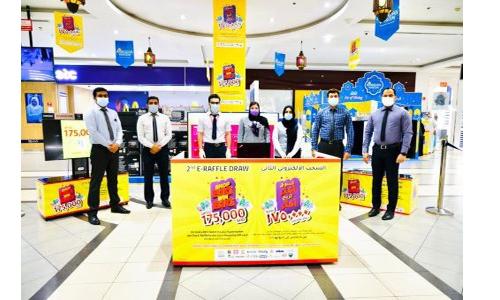 "400 Bahrain shoppers hit BD25,000 LuLu Jackpot in second ""Shop Big, Win Big"" draw"