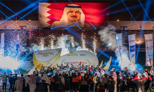 Riffa crowned HM the King's Cup champions