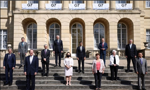 G7 nations strike deal to tax big companies and squeeze havens