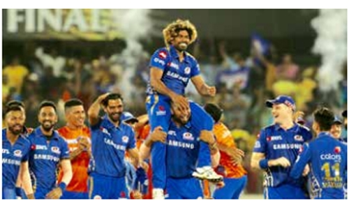Mumbai claim record fourth IPL title with one-run triumph