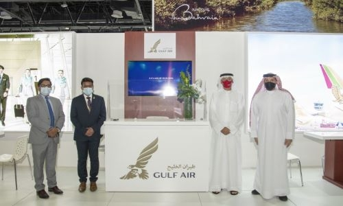 Gulf Air participates in Arabian Travel Market 2021