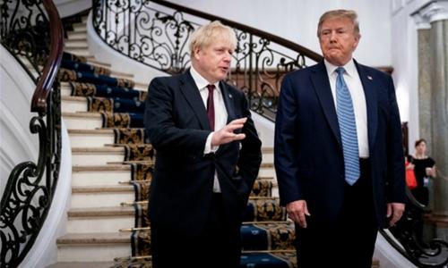 Johnson threatens Brexit purge in pivotal week