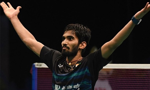 India's Srikanth stuns Chen to win Australian Open