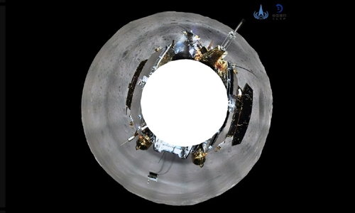 China's rover prepares for rough ride on moon