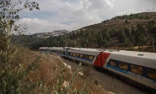 A train ride back to the old Israel
