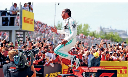 Hamilton handed Canadian GP win