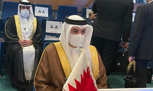 Bahrain participates in 47th session of OIC Foreign Ministers' Council